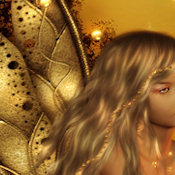 FANTASY WEBSET 10413-'GOLDEN DREAMS'