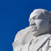PATRIOTIC WEB SET 10543-'MARTIN LUTHER KING - I HAVE A DREAM..'