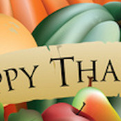 HOLIDAY WEBSET 10325- 'HAPPY THANKSGIVING 2'